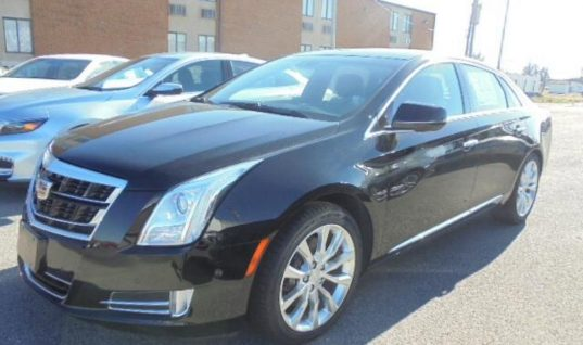 New 2017 Cadillac XTS Still For Sale At Dealer In Missouri