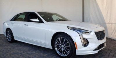 This 2019 Cadillac CT6 Sport Could Be A Really Good Deal