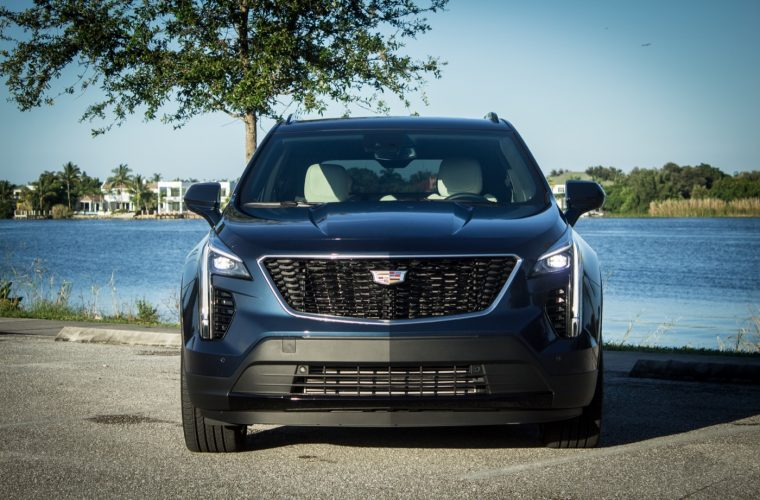 V6 Engine Not In The Cards For The Cadillac XT4