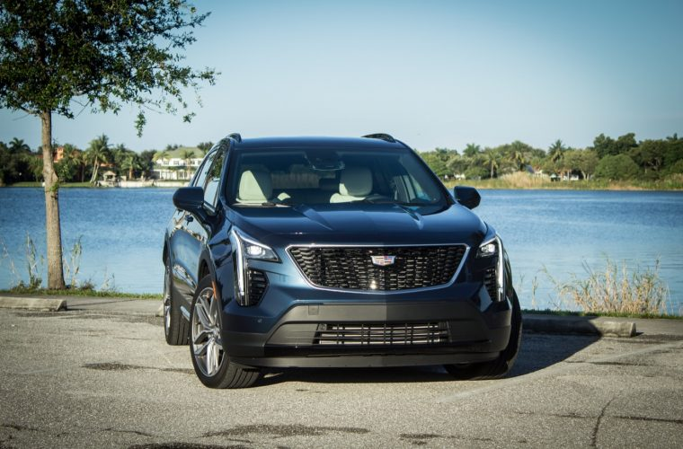 Cadillac XT4 Offer Includes $2,500 Off Plus Interest-Free Financing In December 2020