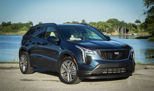 Cadillac XT4 Features This One Aerodynamic Enhancement