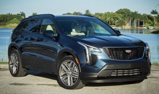 Cadillac XT4 Incentive Takes $4,000 Off In February 2021