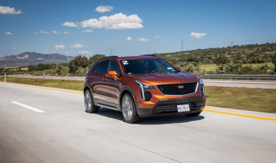 Cadillac XT4 Named Best Compact Premium SUV In J.D. Power 2020 IQS