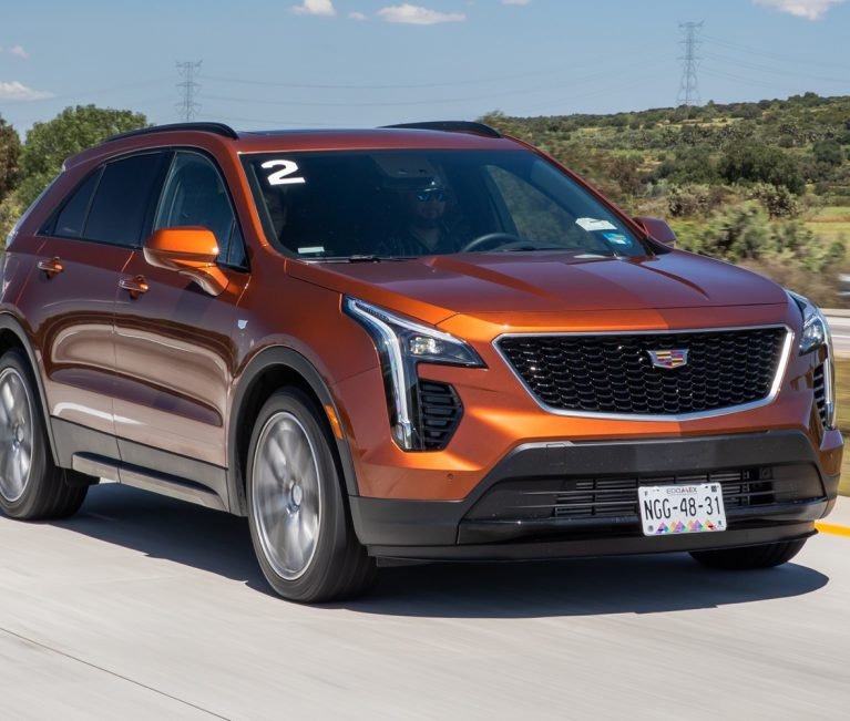 Cadillac XT4 On Sale In Europe October 10th