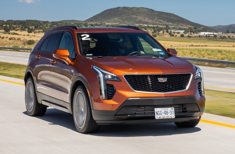 2020 Cadillac XT4 Recalled For Loss Of Brake Assist