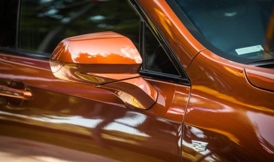 Auto-Folding Mirrors Needs To Be A Thing For Cadillac