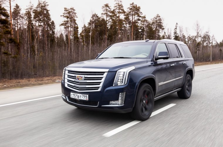 Cadillac Escalade Sales Fell 7 Percent In Q4 2019
