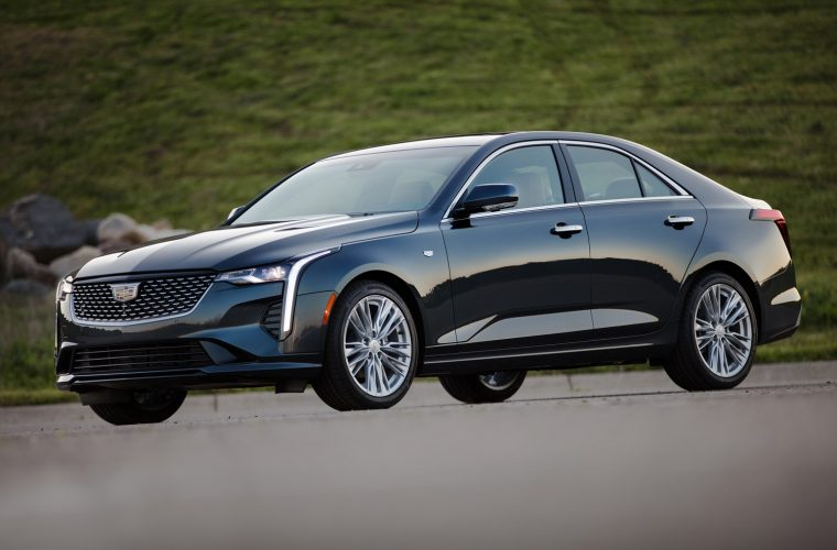 Here Are All The Exterior Colors Of The 2020 Cadillac CT4