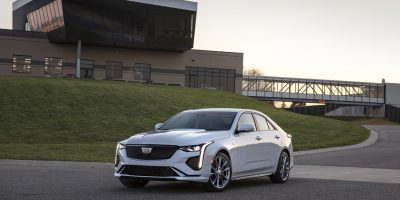 Cadillac CT4 Not Offered With Platinum Package