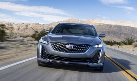 Cadillac Sold 43 Units Of All-New CT5 Sedan In Q4 2019