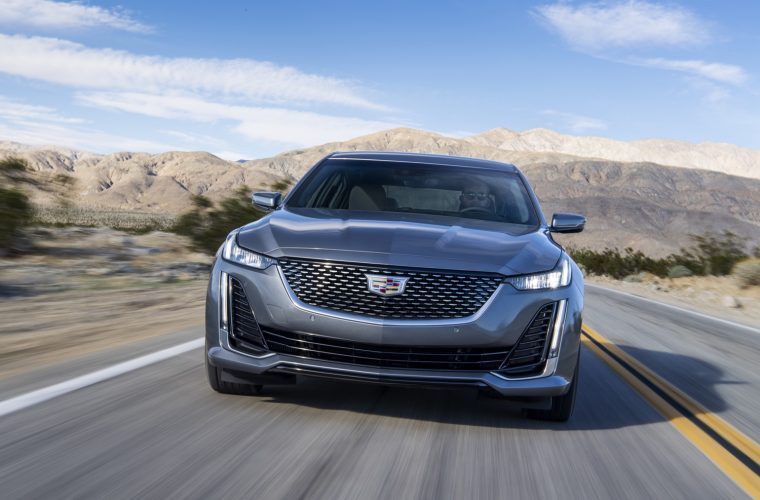 All-Digital Gauge Cluster Coming To 2021 Cadillac CT5 And CT5-V