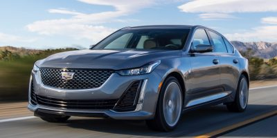 2021 Cadillac CT5 550T Gets Better Fuel Economy Ratings Than 2020 Model