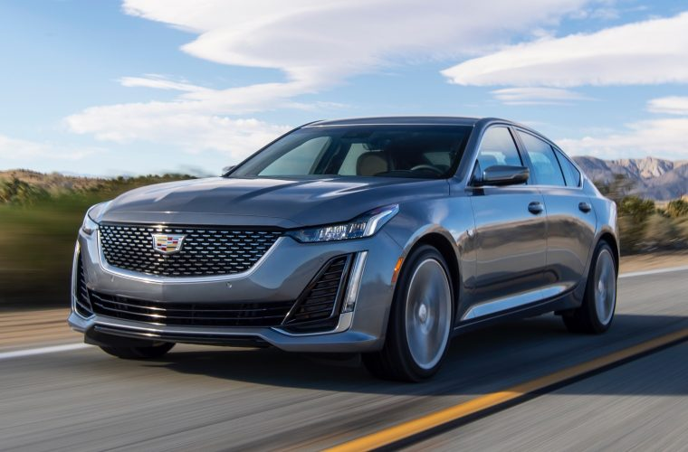 Cadillac CT5 Sales Begin To Pick Up Steam In Q2 2020