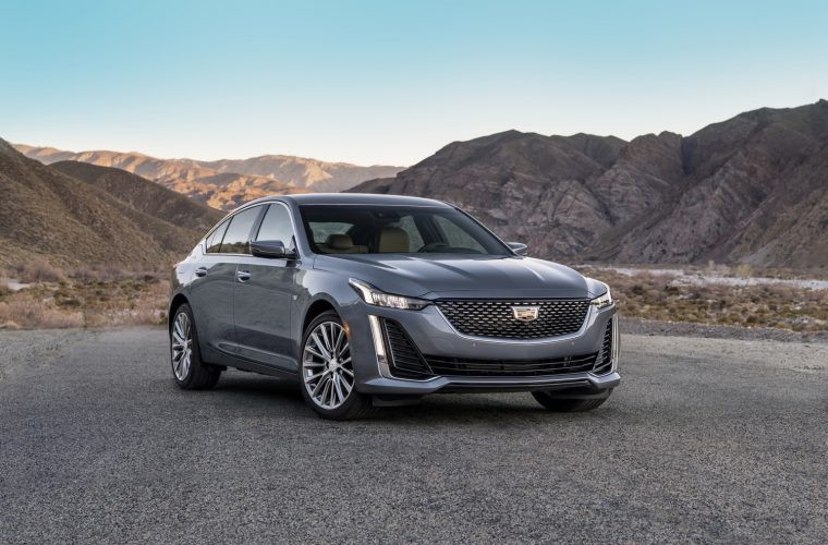 2020 Cadillac CT5 Wheel Options Photographed & Detailed