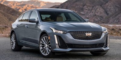 Cadillac CT5 The Top Ranked Mid-Size Sedan In J.D. Power Initial Quality Study