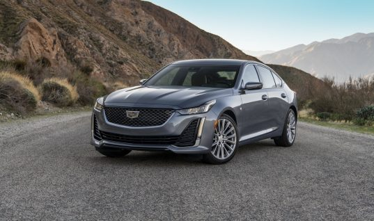 Cadillac CT5 Premium Luxury: Complete Photo Gallery