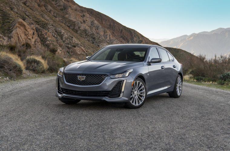 Cadillac CT5 Premium Luxury: Complete Photo Gallery
