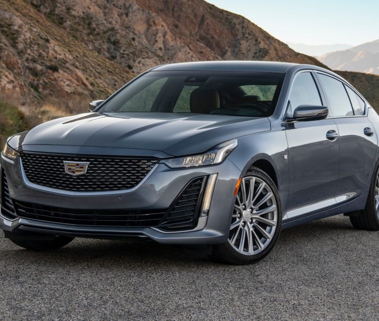 Cadillac CT5 Incentive Takes $2,500 Off In January 2021