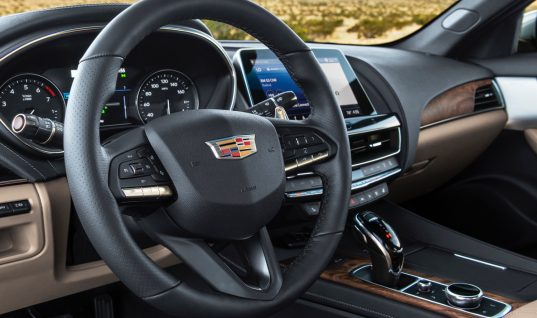 Check Out This Cool Cadillac Cruise Control Trick