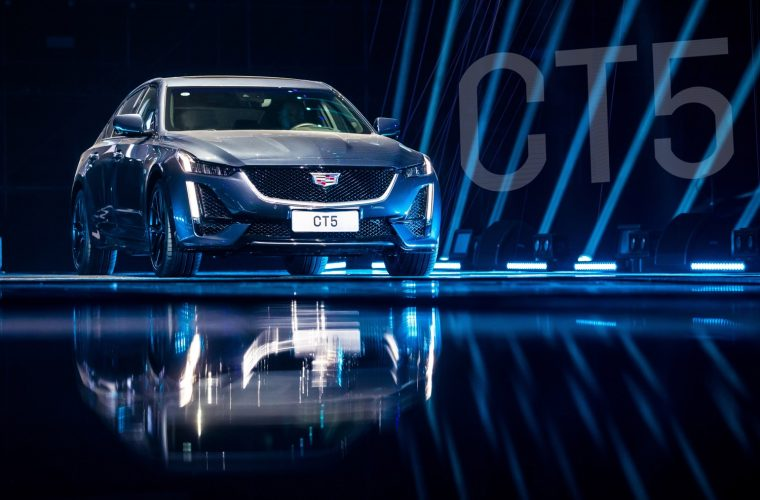 Omega Platform Was Initially Set To Underpin Cadillac CT5