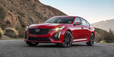 The Cadillac CT5-V Makes Quite The Throaty Exhaust Note: Video