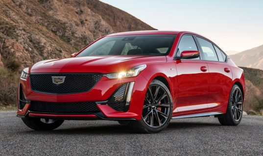 Cadillac CT5 Incentive Includes 0 Percent APR Plus $2,500 In December 2020