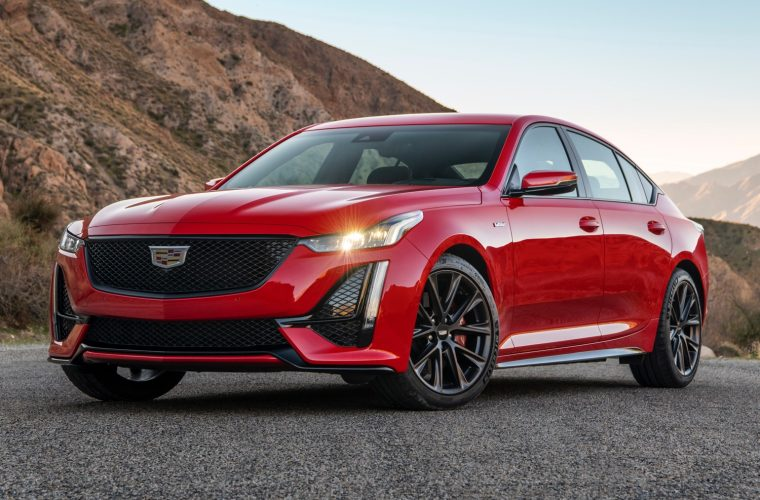 Cadillac CT5 Sales Account For 7 Percent Segment Share During Q3 2020