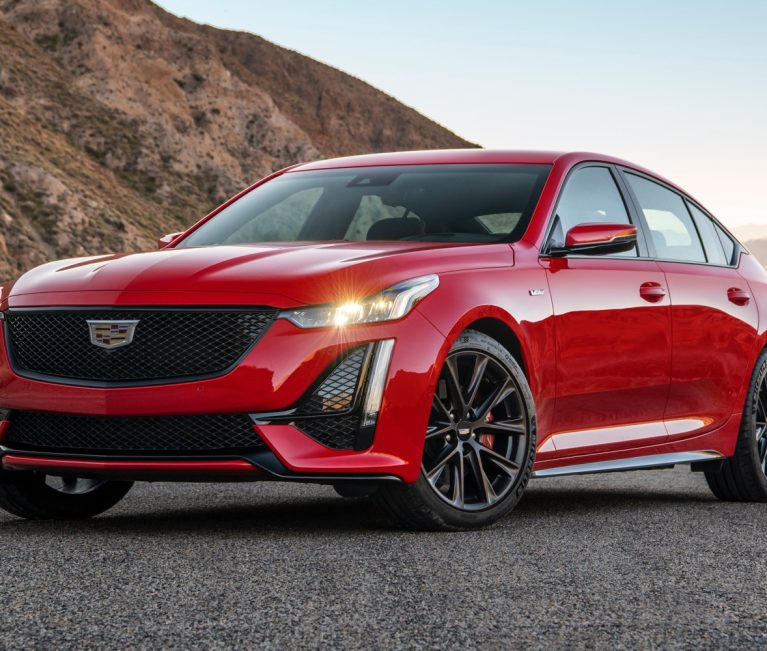 2021 Cadillac CT5 Sport Gets New V Performance Package