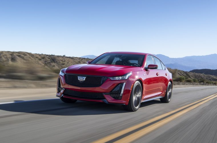 Here's What It Costs To Get A 2021 Cadillac CT5 With Super Cruise