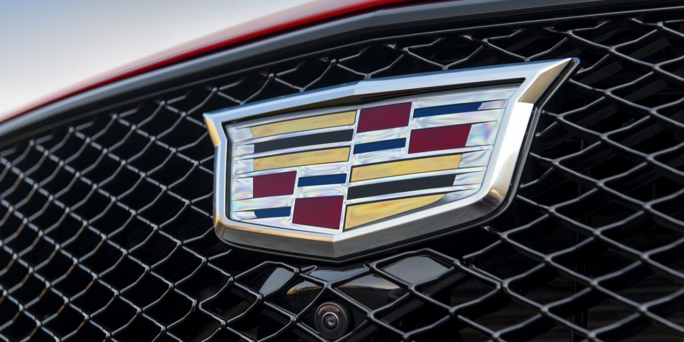 GM Files To Trademark Cadillac Name And Logo In Australia