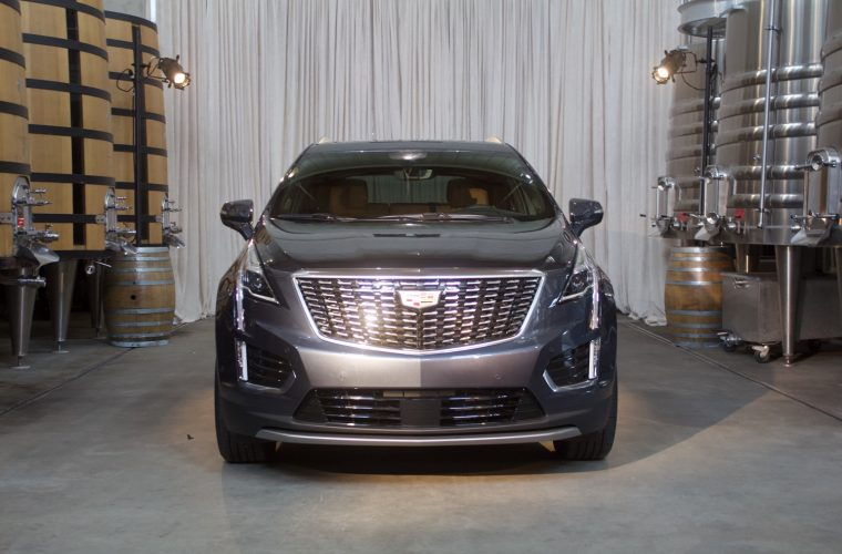 2020 Cadillac XT5 Simplifies Bluetooth Phone Pairing With NFC