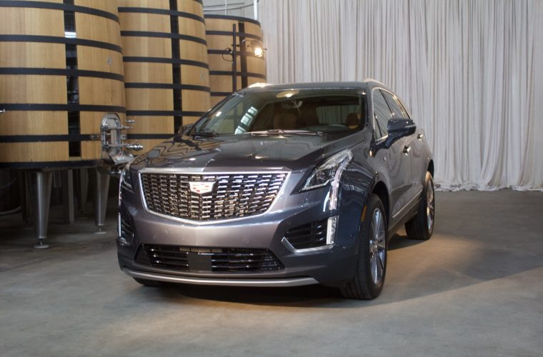 Cadillac XT5 Offer Combines Cash, Special Financing In November 2020