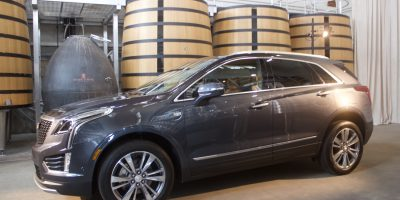 2020 Cadillac XT5 Features Next-Gen Wireless Smartphone Charging