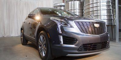 2021 Cadillac XT5 Premium Luxury: Photos