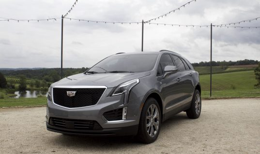Cadillac XT5 Sales Account For 7 Percent Segment Share During Q4 2020