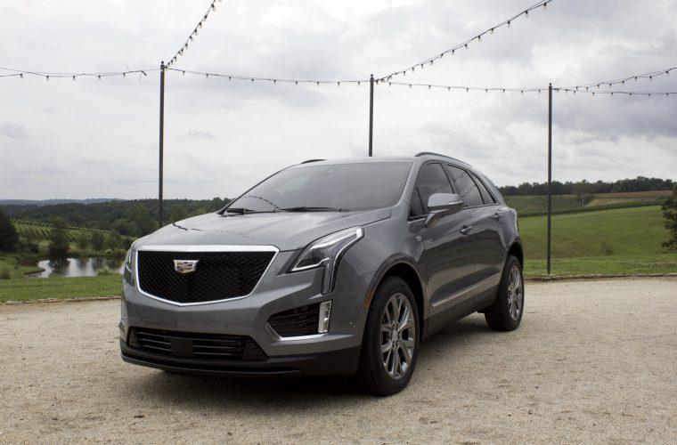 Cadillac XT5 Sales Account For 7 Percent Segment Share During Q4 2020