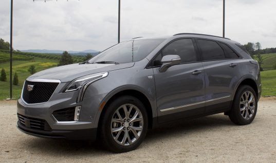 Cadillac XT5 Incentive Takes $4,000 Off In January 2021