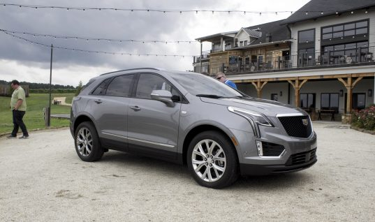 2022 Cadillac XT5 Will Have Limited Wireless Charging Availability
