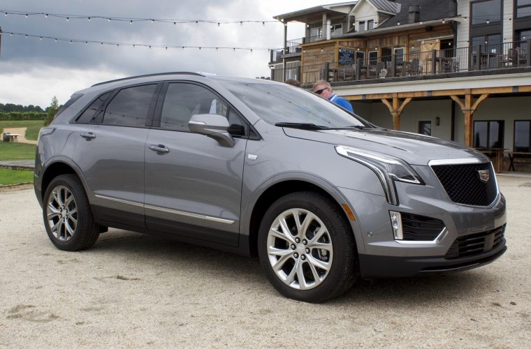 Cadillac XT5 Discount Offers $1,500 Off In August 2021
