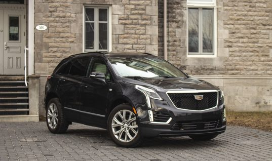 2020 Cadillac XT5 Finally Features Engine Auto Stop-Start Defeat Switch