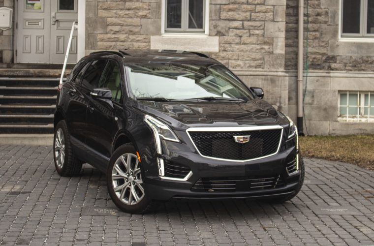2020 Cadillac XT5 Recalled Over Potential Tire Issue