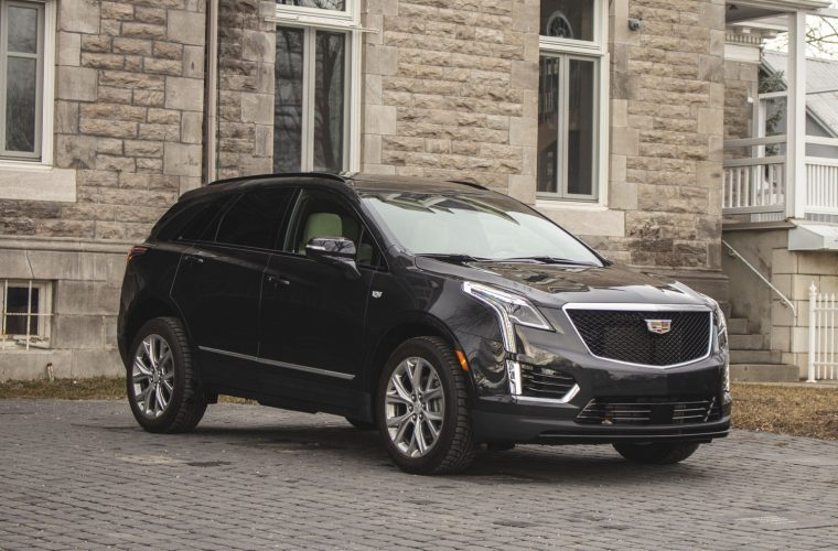 Next-Generation Cadillac XT5: Our Exclusive Details