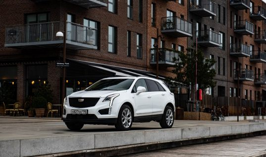 2020 Cadillac XT5 Mirrors Gain This One Small Feature
