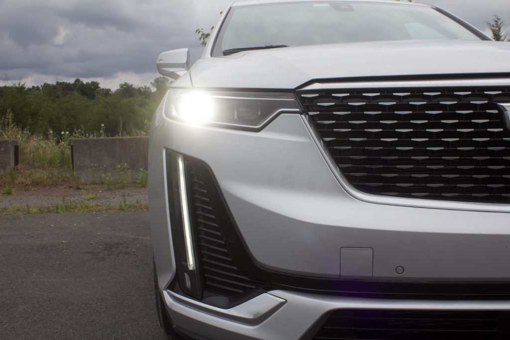 2020 Cadillac XT6 Premium Luxury pictured here.