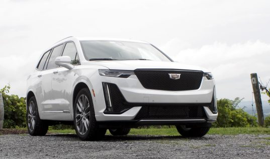 2021 Cadillac XT5 And XT6 Go Into Production