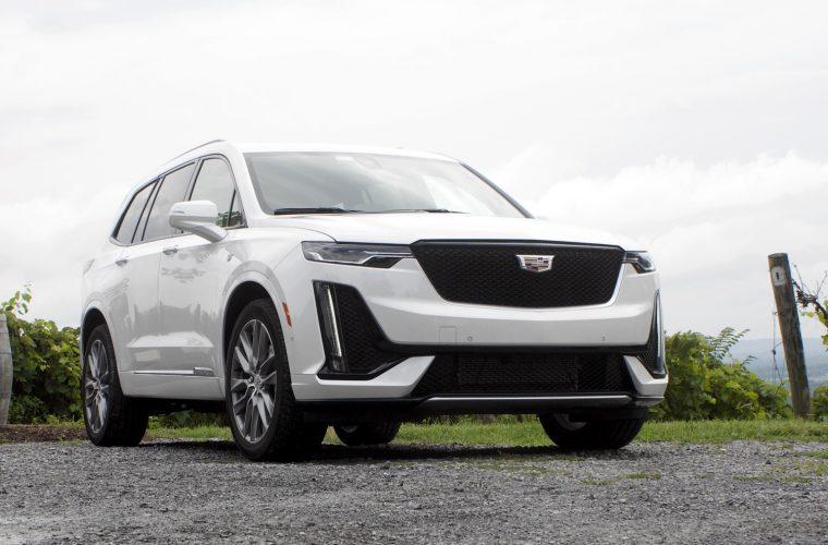 2021 Cadillac XT5 And XT6 Go Into Production