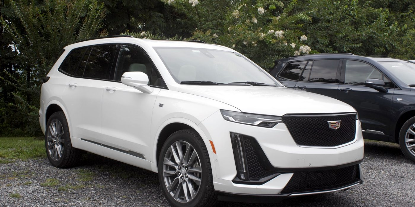 Cadillac XT6 Discount Totals $1,750 In September 2021