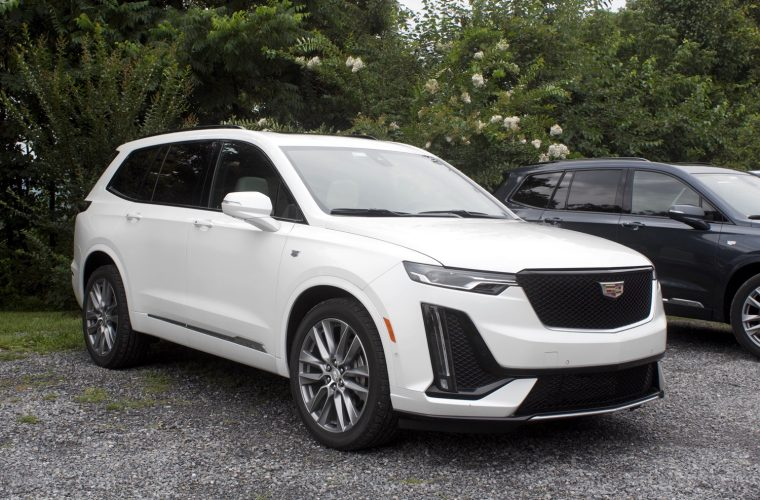 Cadillac XT6 Rebate Takes $5,000 Off In February 2021