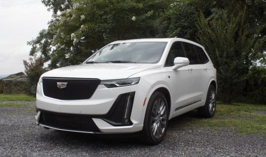 2022 Cadillac XT6 Sport To Feature New Brembo Brake Package