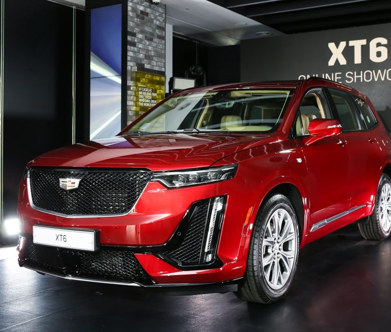 Cadillac XT6 Officially Launches In South Korea